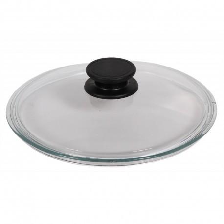 "Крышка стеклянная низкая для посуды ""Биол"" (260мм)"